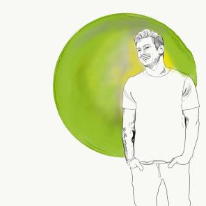 Digital Drawing 1080 x 1080 px